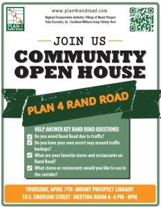 Plan4RandRoad Meeting #1