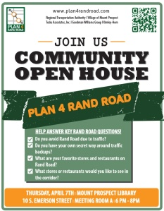 Plan4RandRoad Meeting #1